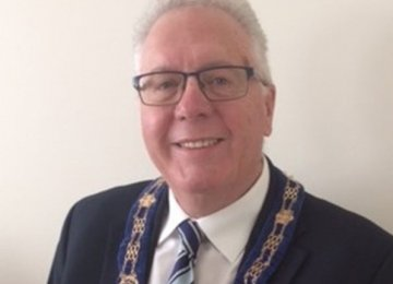 Message From Men's President Roger Day 5th June 2020